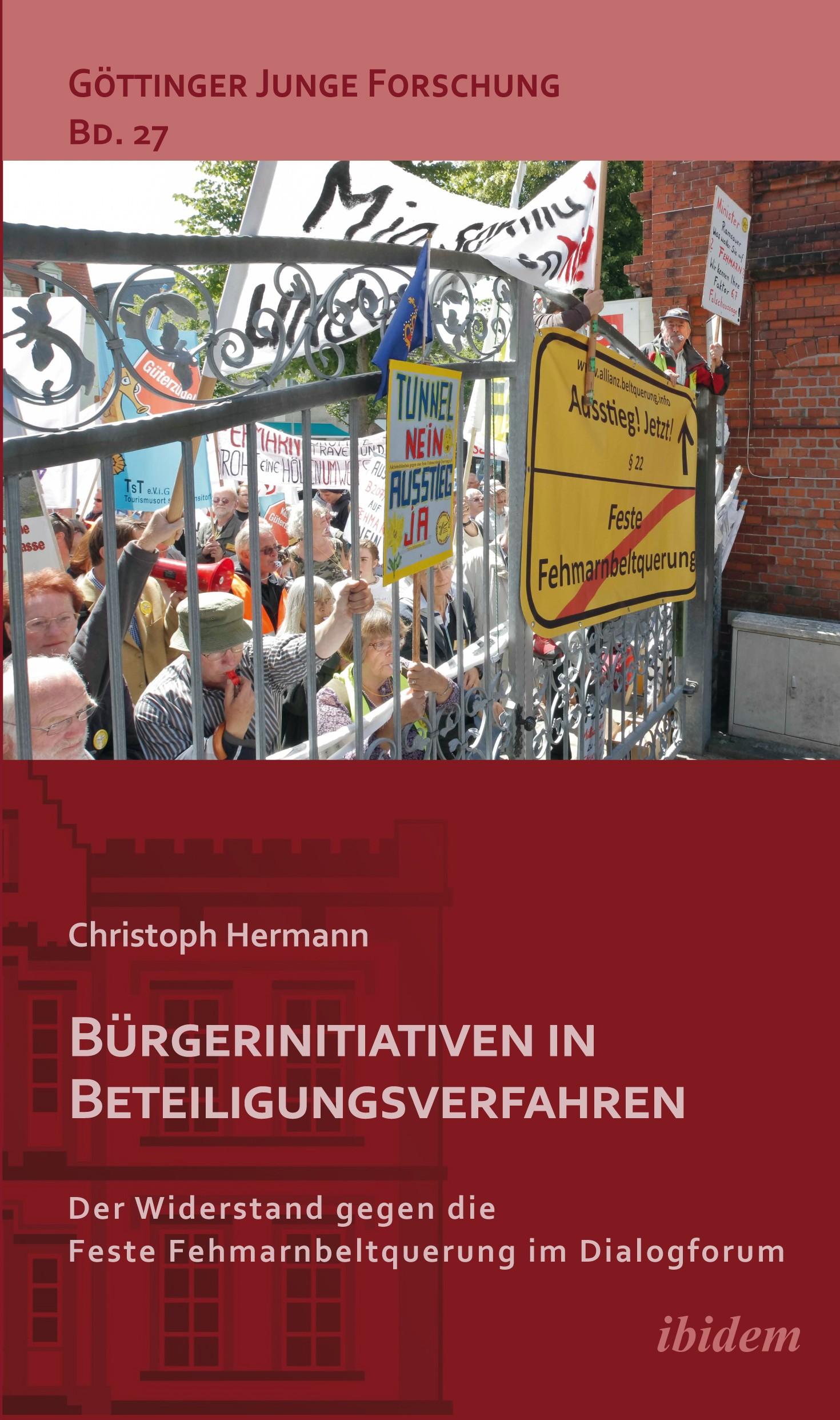 Bürgerinitiativen in Beteiligungsverfahren.