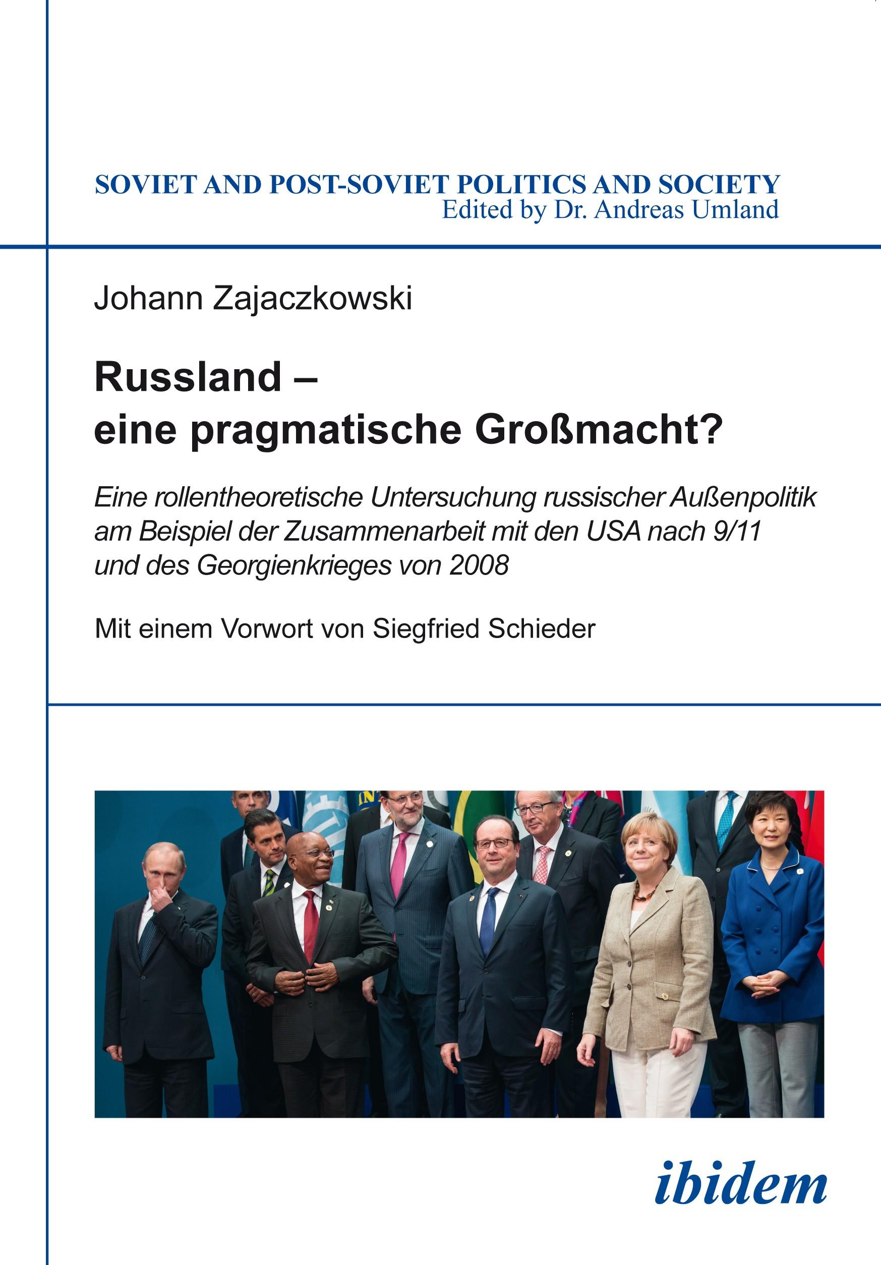Russland – eine pragmatische Großmacht?