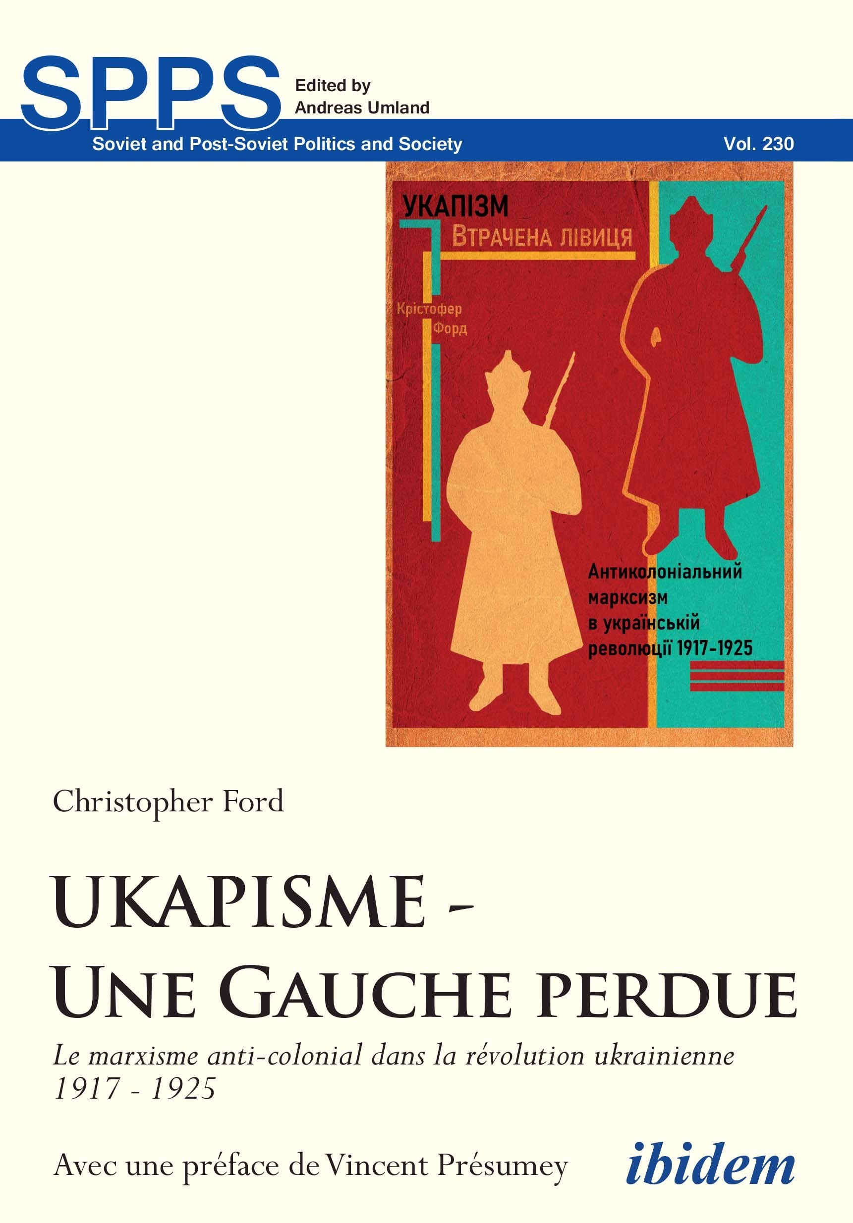 UKAPISME - Une Gauche perdue