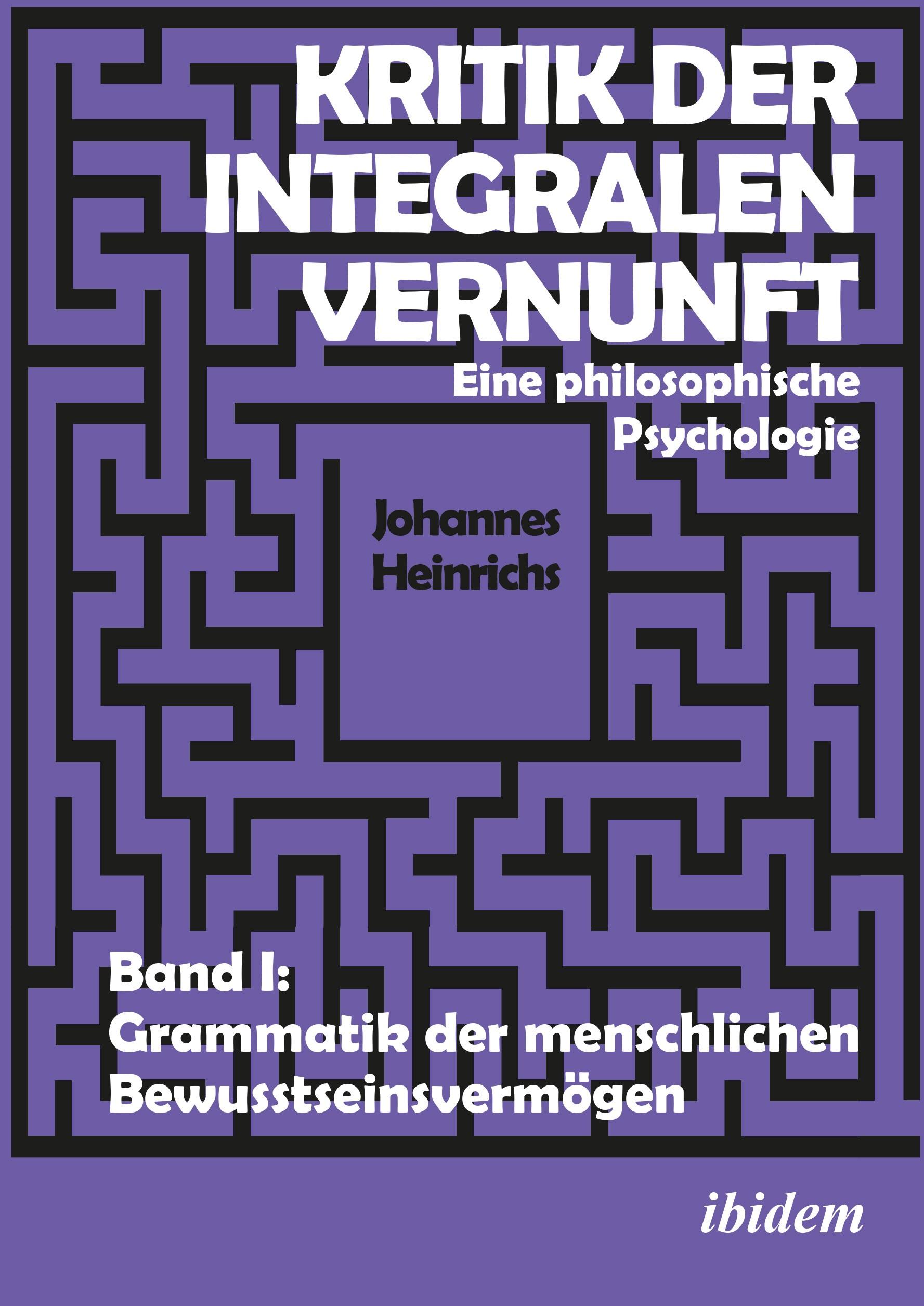 Kritik der integralen Vernunft