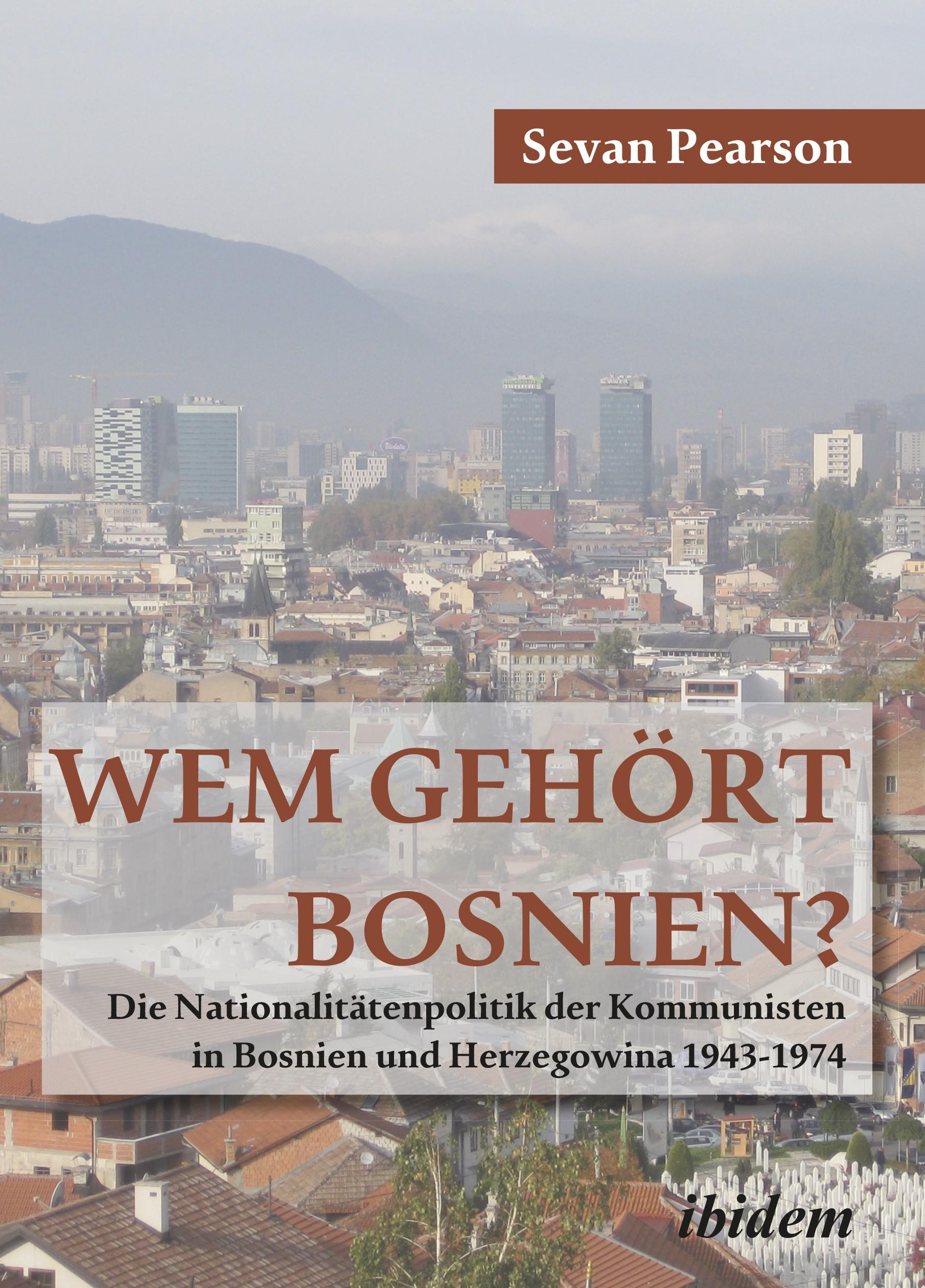 Wem gehört Bosnien?