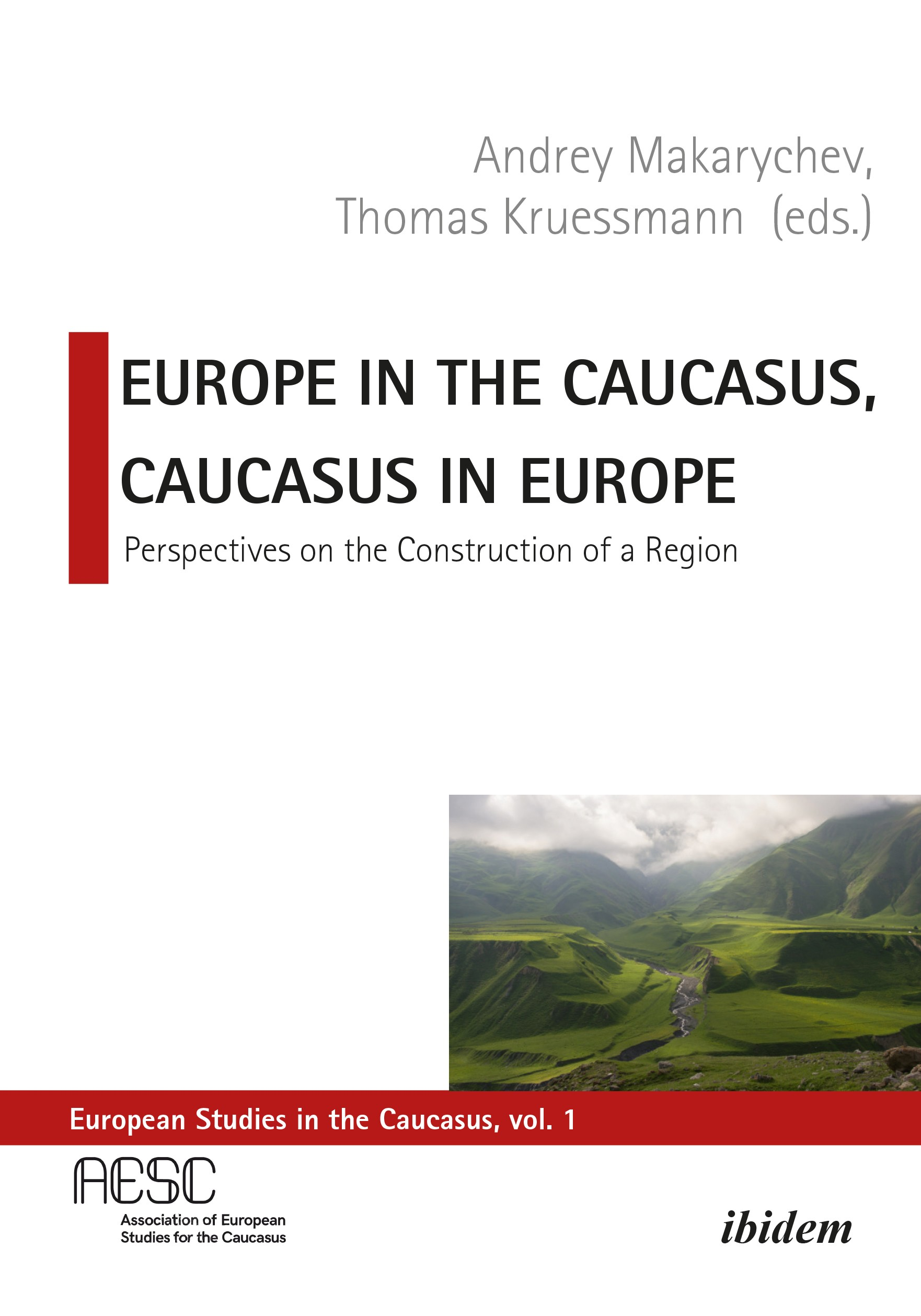 Europe in the Caucasus, Caucasus in Europe