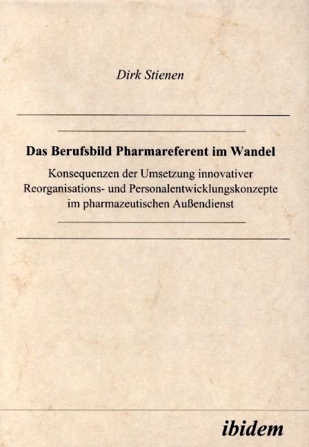 Das Berufsbild Pharmareferent im Wandel
