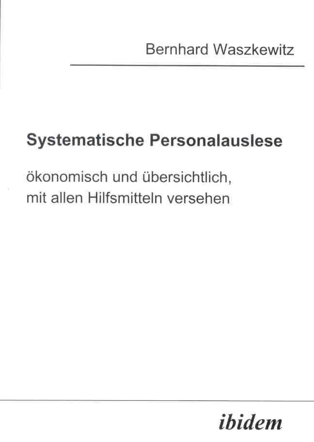 Systematische Personalauslese
