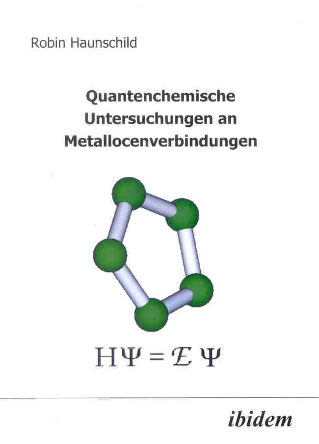 Quantenchemische Untersuchungen an Metallocenverbindungen