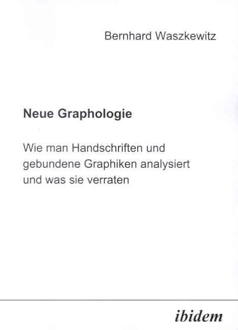 Neue Graphologie