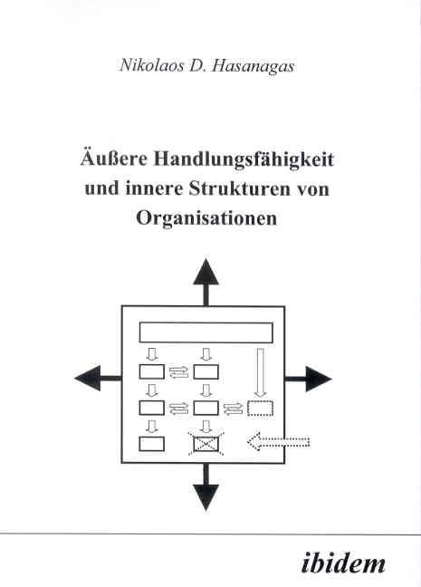 Äussere Handlungsfähigkeit und innere Strukturen von Organisationen
