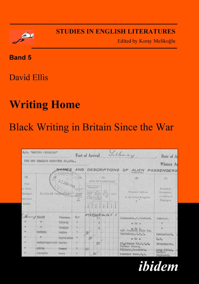 Writing Home. Black Writing in Britain Since the War