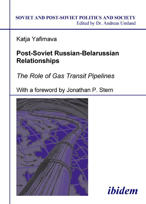 Post-Soviet Russian-Belarussian Relationships