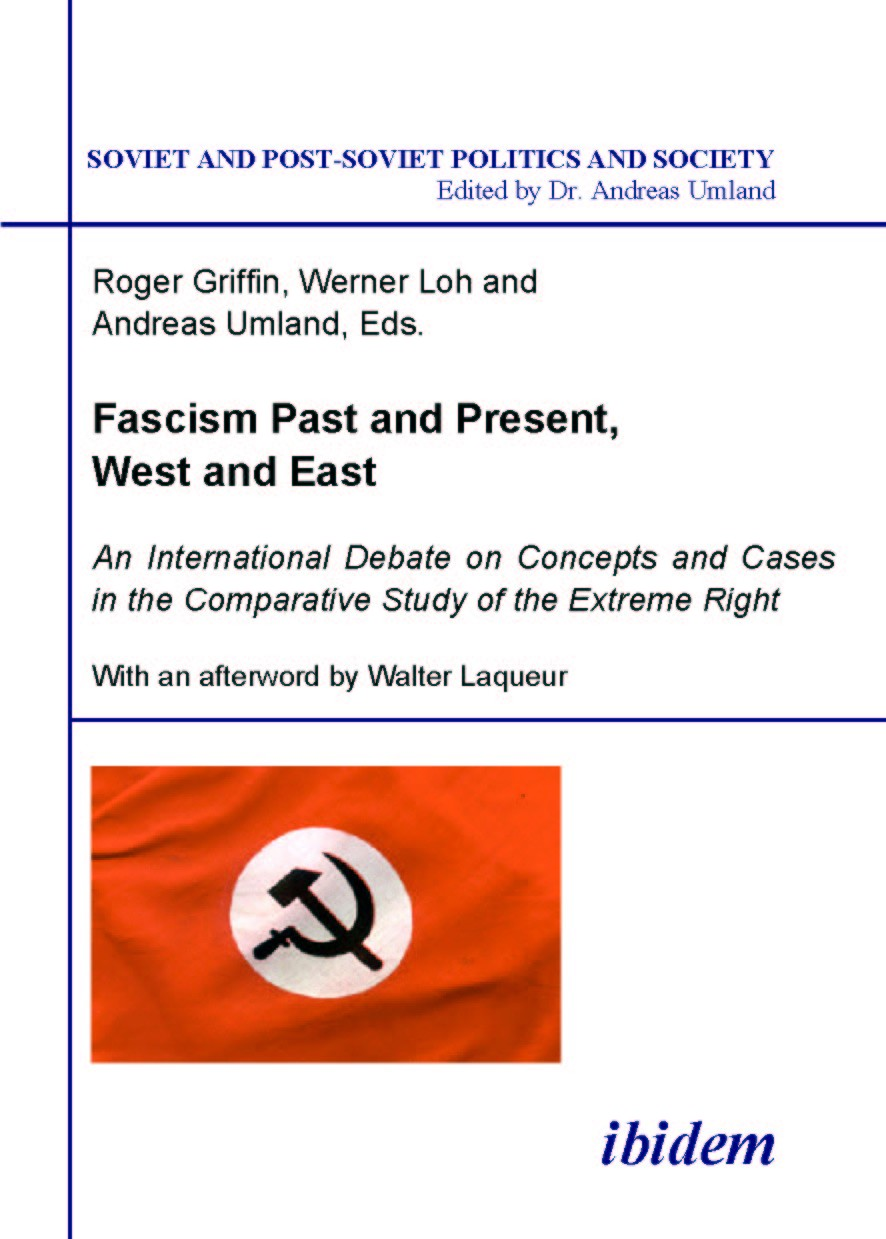 Fascism Past and Present, West and East