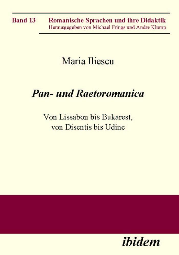 Pan- und Raetoromanica