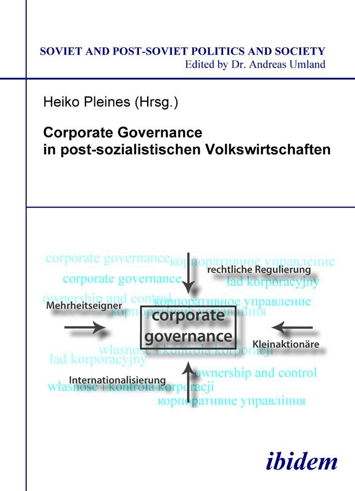 Corporate Governance in postsozialistischen Volkswirtschaften