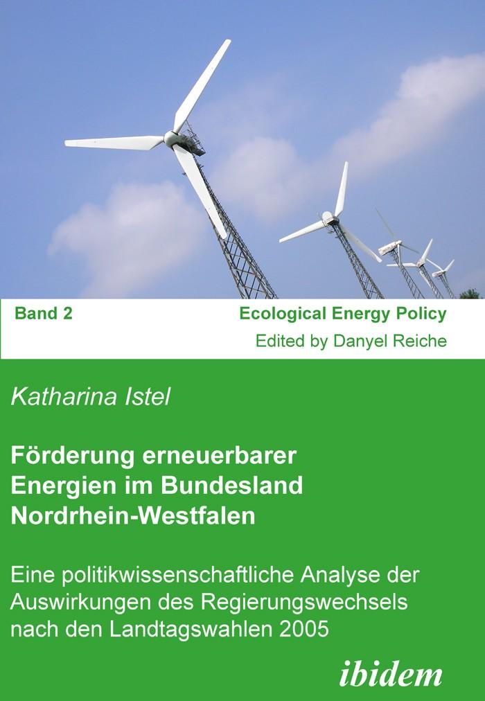 Förderung erneuerbarer Energien im Bundesland Nordrhein-Westfalen