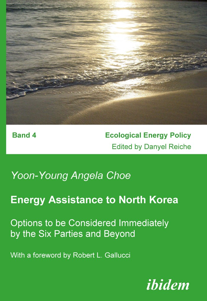 Energy Assistance to North Korea