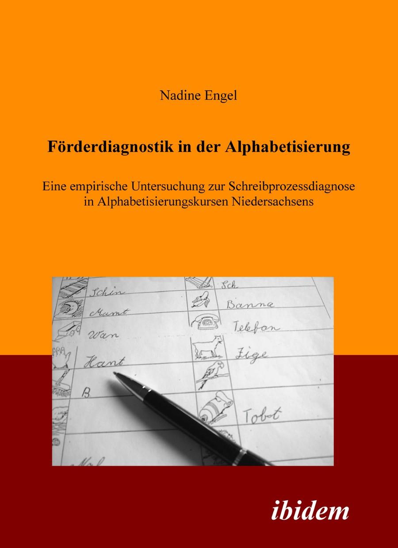 Förderdiagnostik in der Alphabetisierung