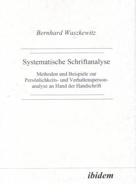 Systematische Schriftanalyse