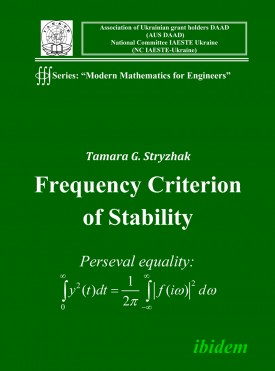 Frequency Criterion of Stability