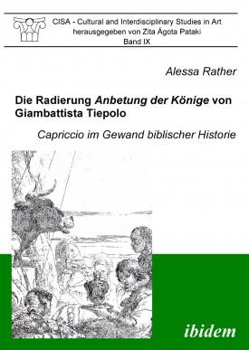 Die Radierung Anbetung der Könige von Giambattista Tiepolo