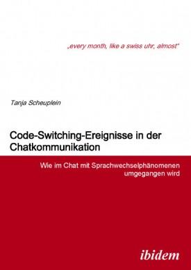 Code-Switching-Ereignisse in der Chatkommunikation