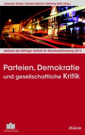 Parteien, Demokratie und gesellschaftliche Kritik