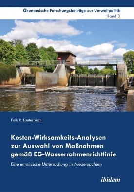 Kosten-Wirksamkeits-Analysen zur Auswahl von Maßnahmen gemäß EG-Wasserrahmenrichtlinie