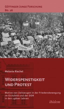 Friedensbewegung in der DDR.