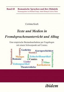 Texte und Medien in Fremdsprachenunterricht und Alltag