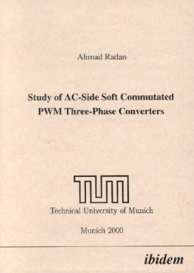 Study of AC-Side Soft Commutated PWM Three-Phase Converters