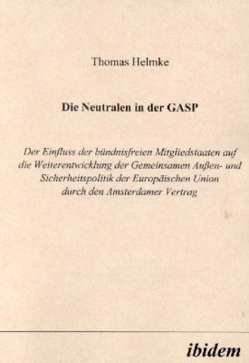Die Neutralen in der GASP