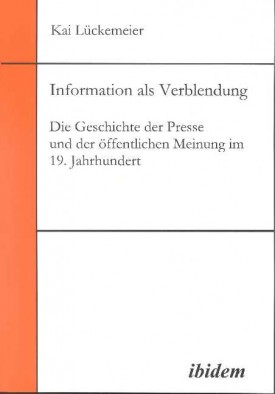 Information als Verblendung