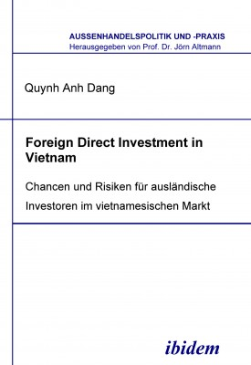 Foreign Direct Investment in Vietnam